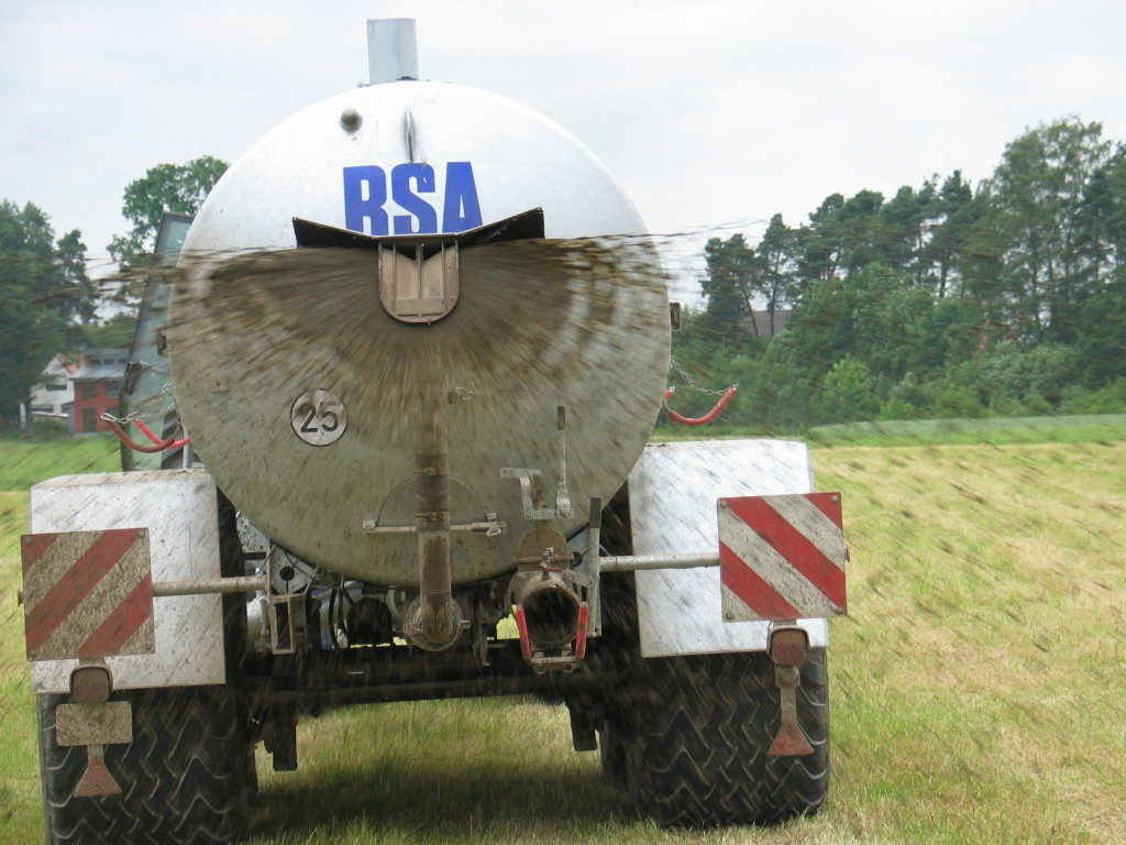 BSA Prallkopfverteiler Verteiltechnik Meixner Gülletechnik e.K.