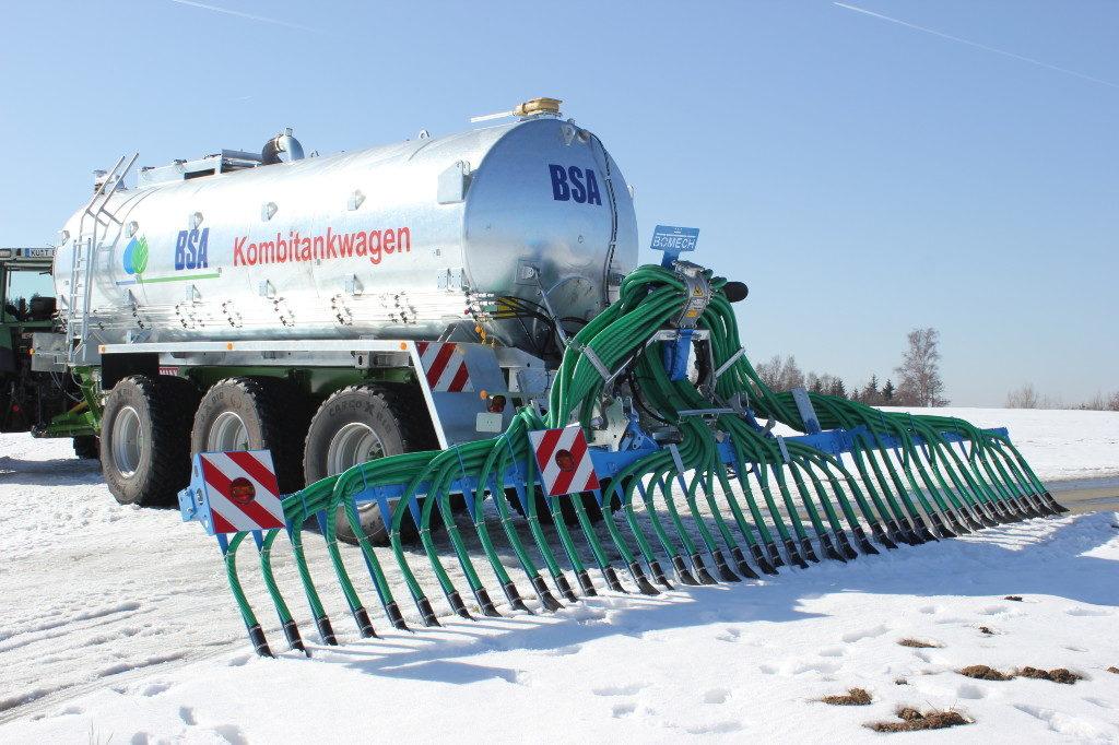 Greenstar Flex Bomech Meixner Gülletechnik e.K. BSA Güllefass