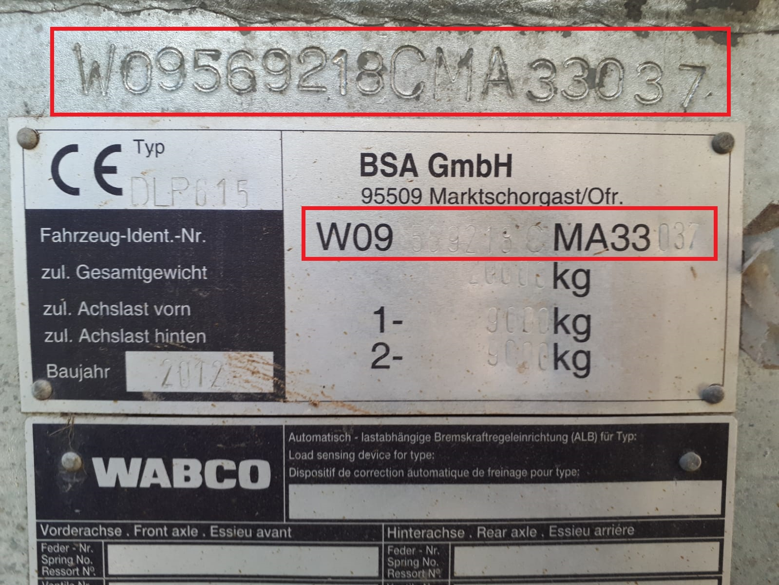 Was gibt es bei einer Nachrüstung des Bomech Schleppschuhverteilers zu beachten?