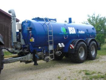 BSA Pumptankwagen gebraucht Güllefass gebraucht